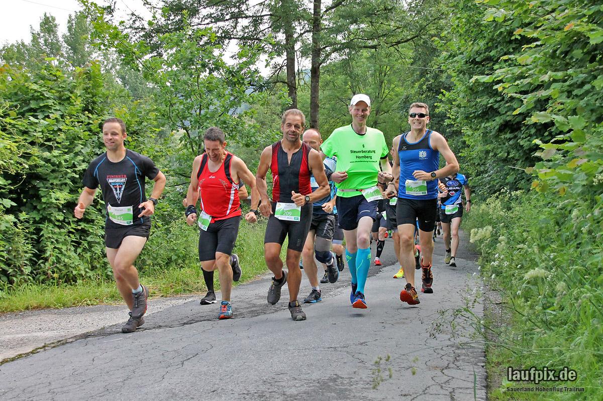 Sauerland Höhenflug Trailrun 2018 - 42