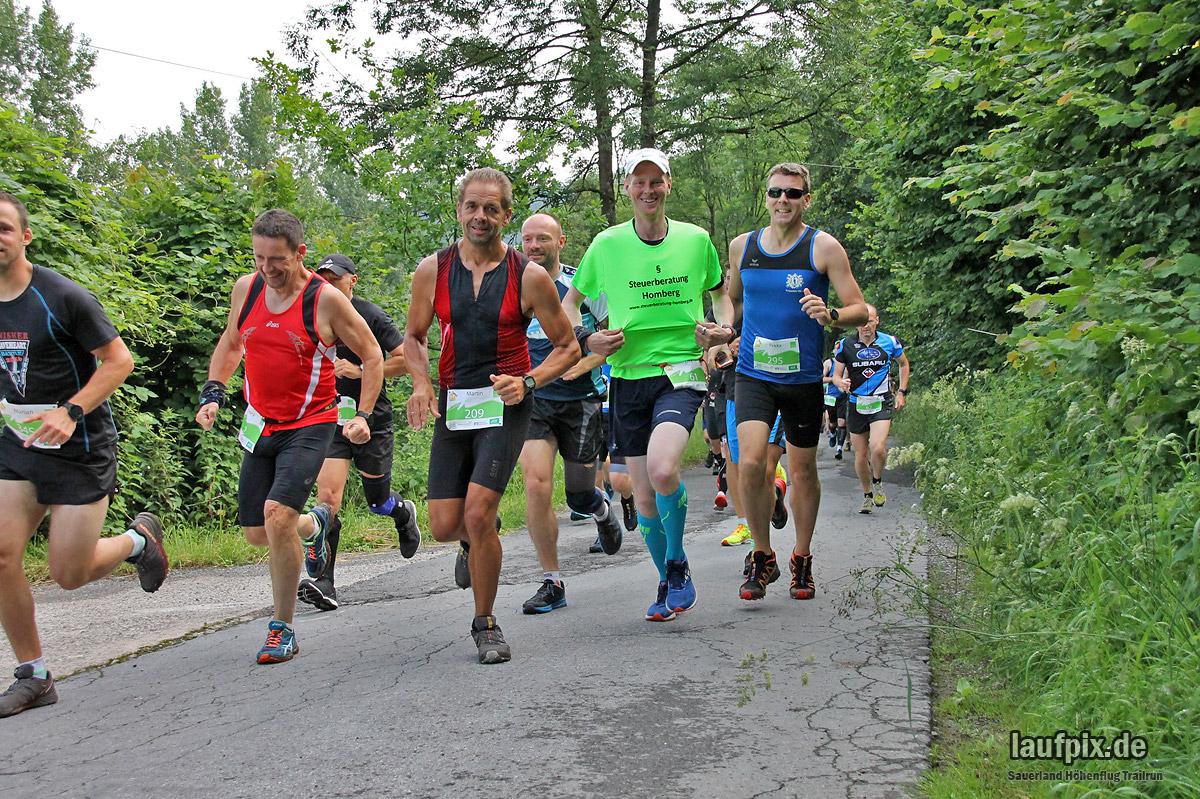 Sauerland Höhenflug Trailrun 2018 - 43