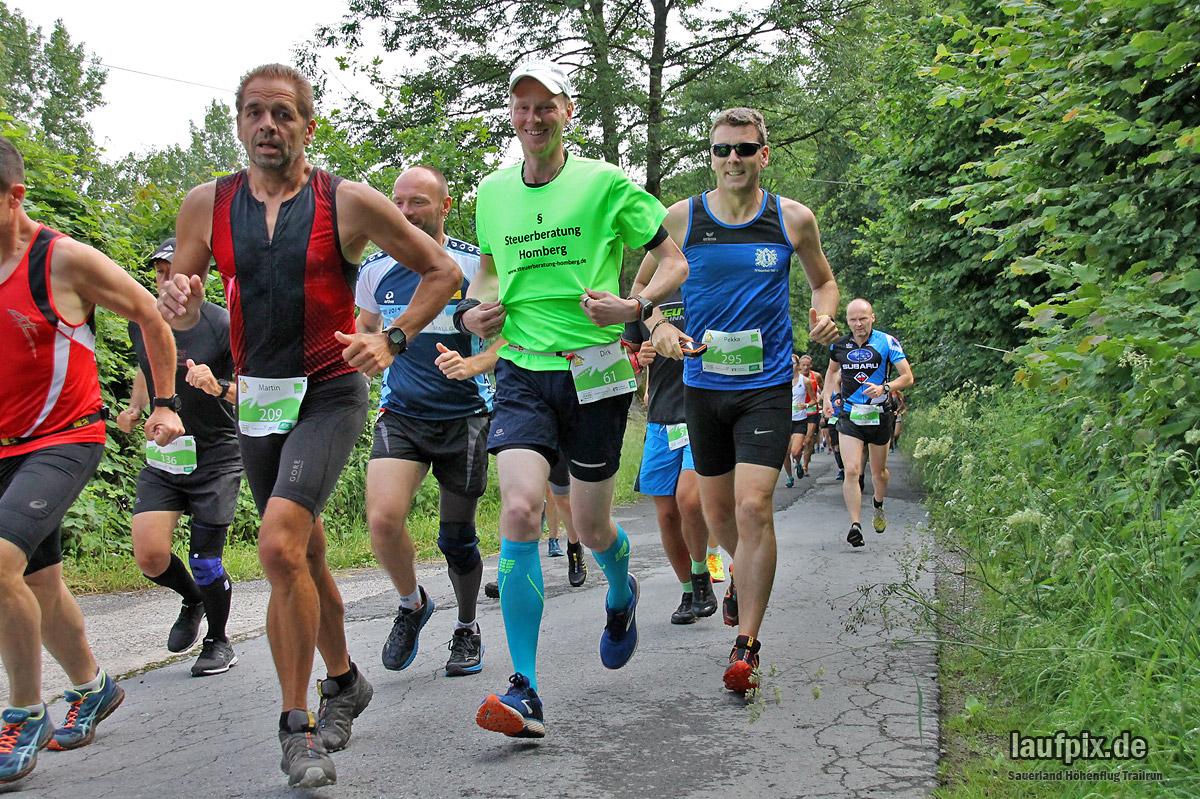 Sauerland Höhenflug Trailrun 2018 - 44