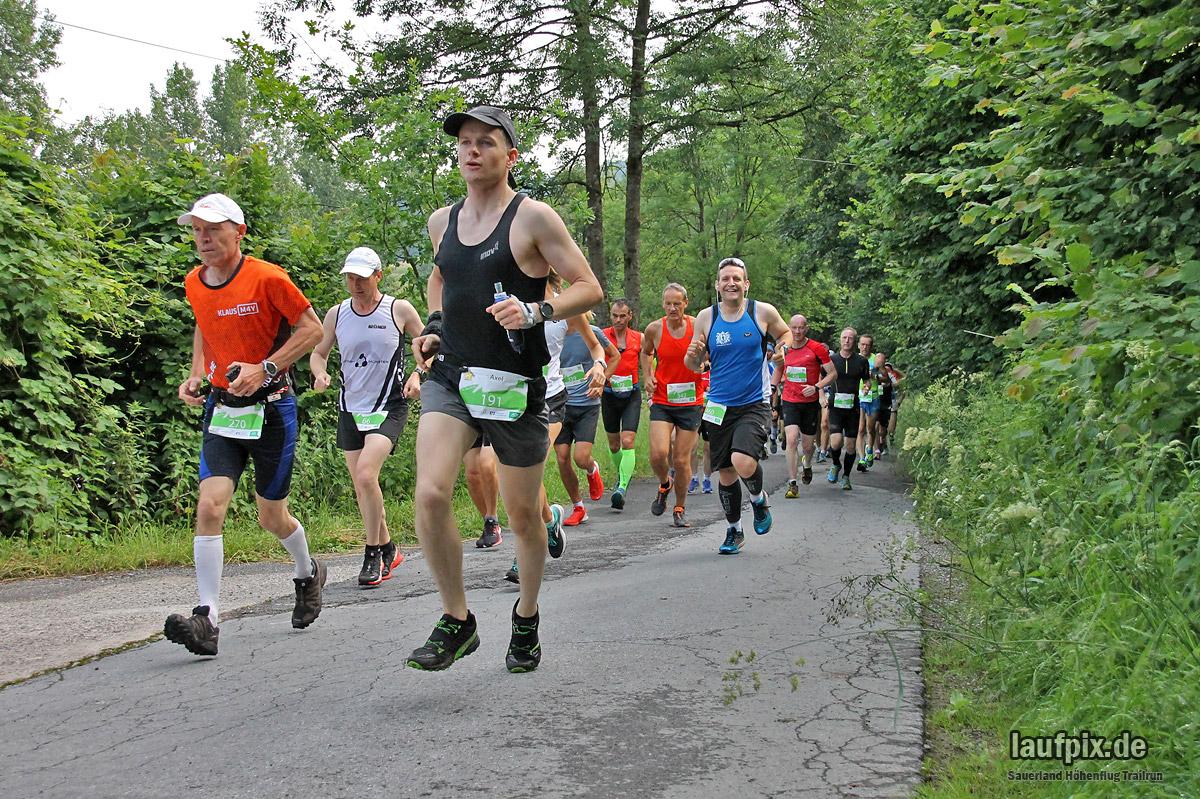 Sauerland Höhenflug Trailrun 2018 - 49