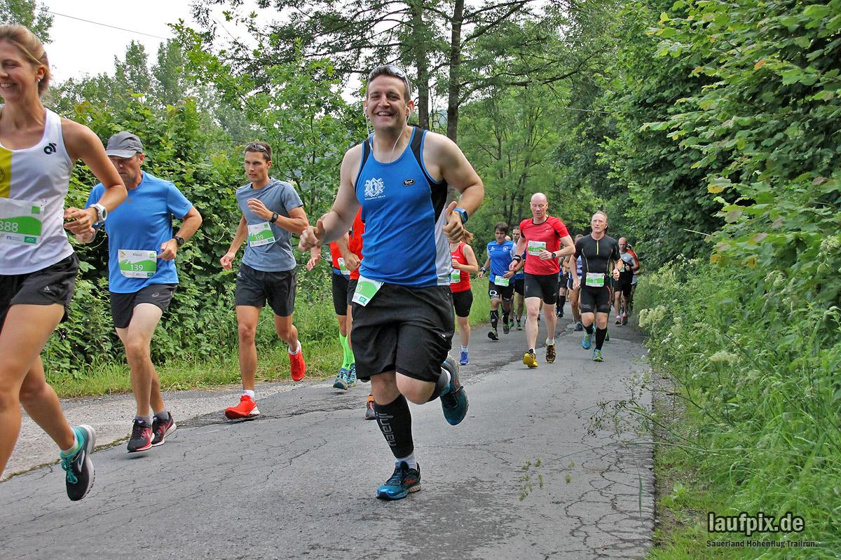 Sauerland Höhenflug Trailrun 2018 - 51