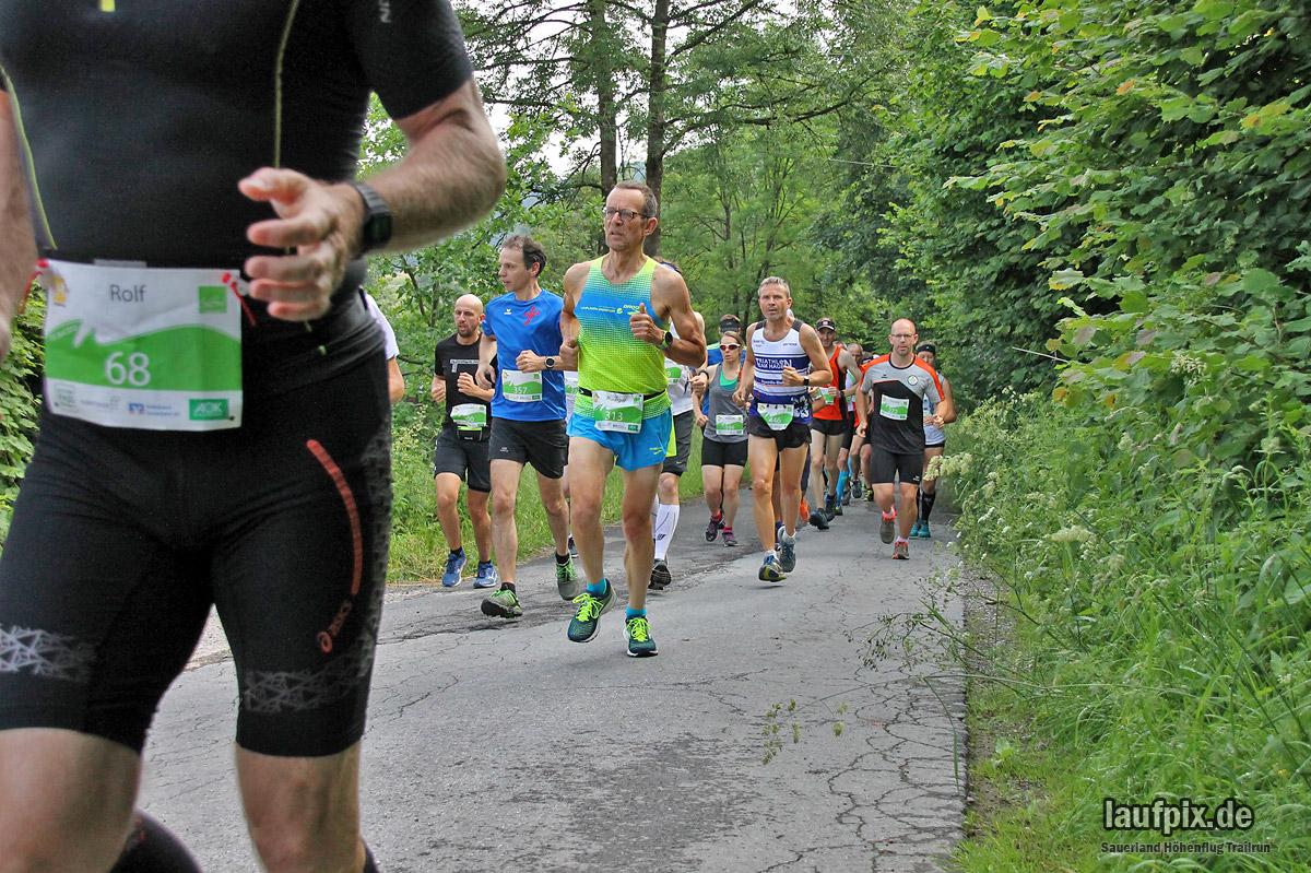 Sauerland Höhenflug Trailrun 2018 - 56