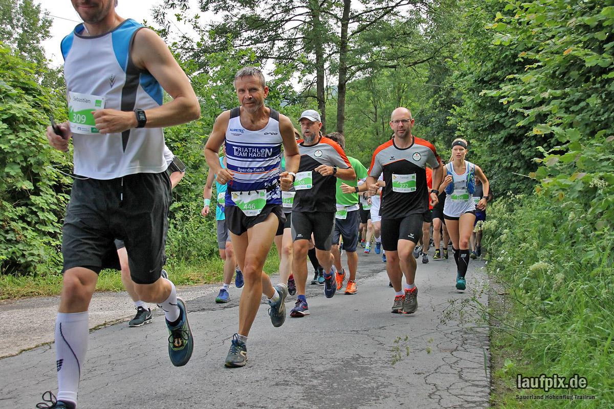 Sauerland Höhenflug Trailrun 2018 - 59