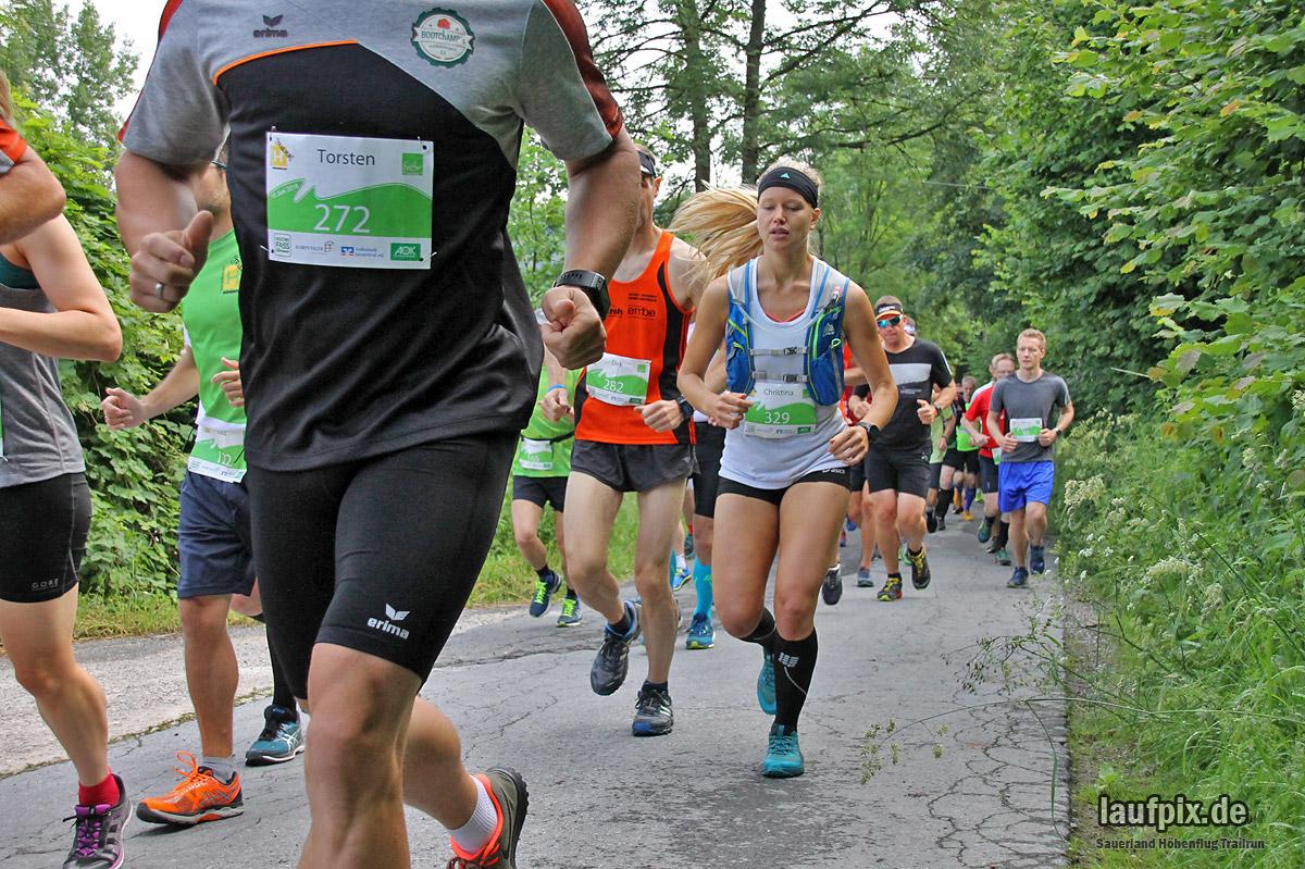 Sauerland Höhenflug Trailrun 2018 - 61