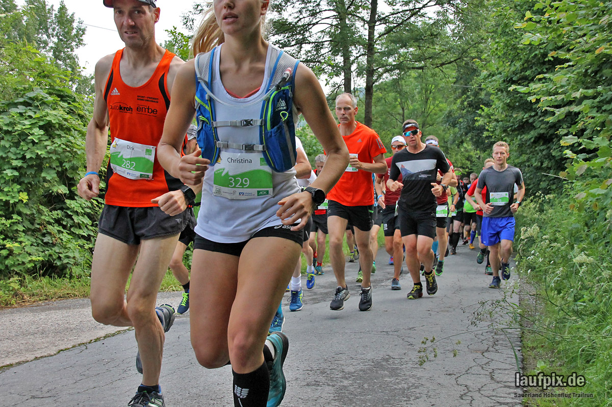 Sauerland Höhenflug Trailrun 2018 Foto (62)