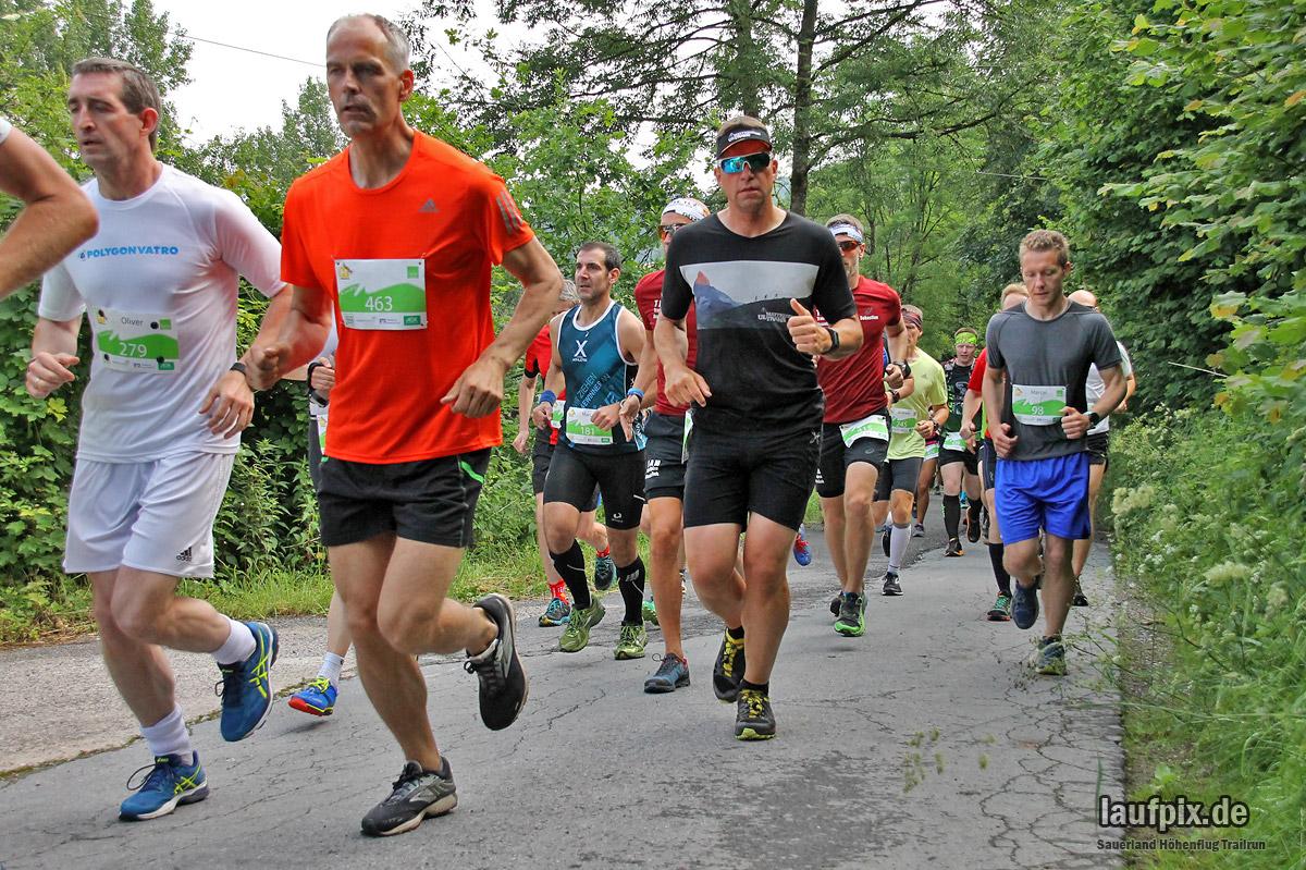 Sauerland Höhenflug Trailrun 2018 - 64