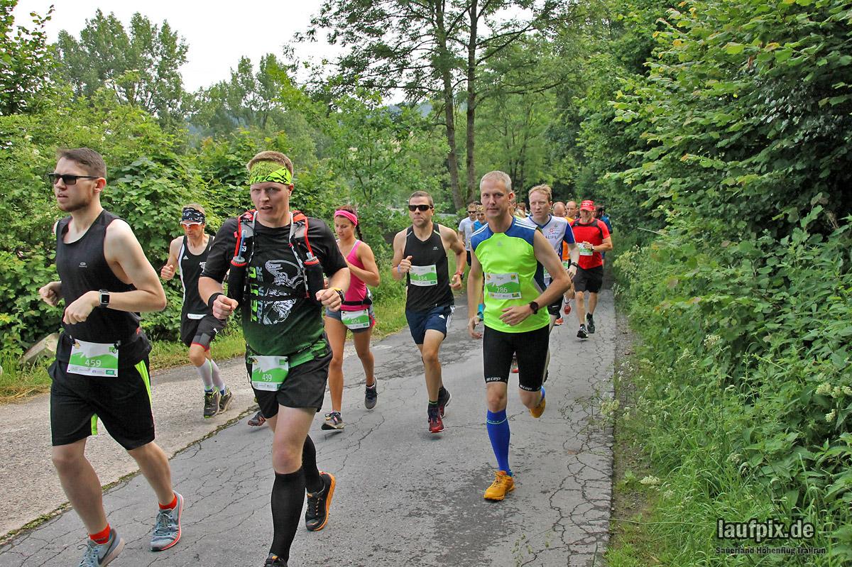 Sauerland Höhenflug Trailrun 2018 - 70