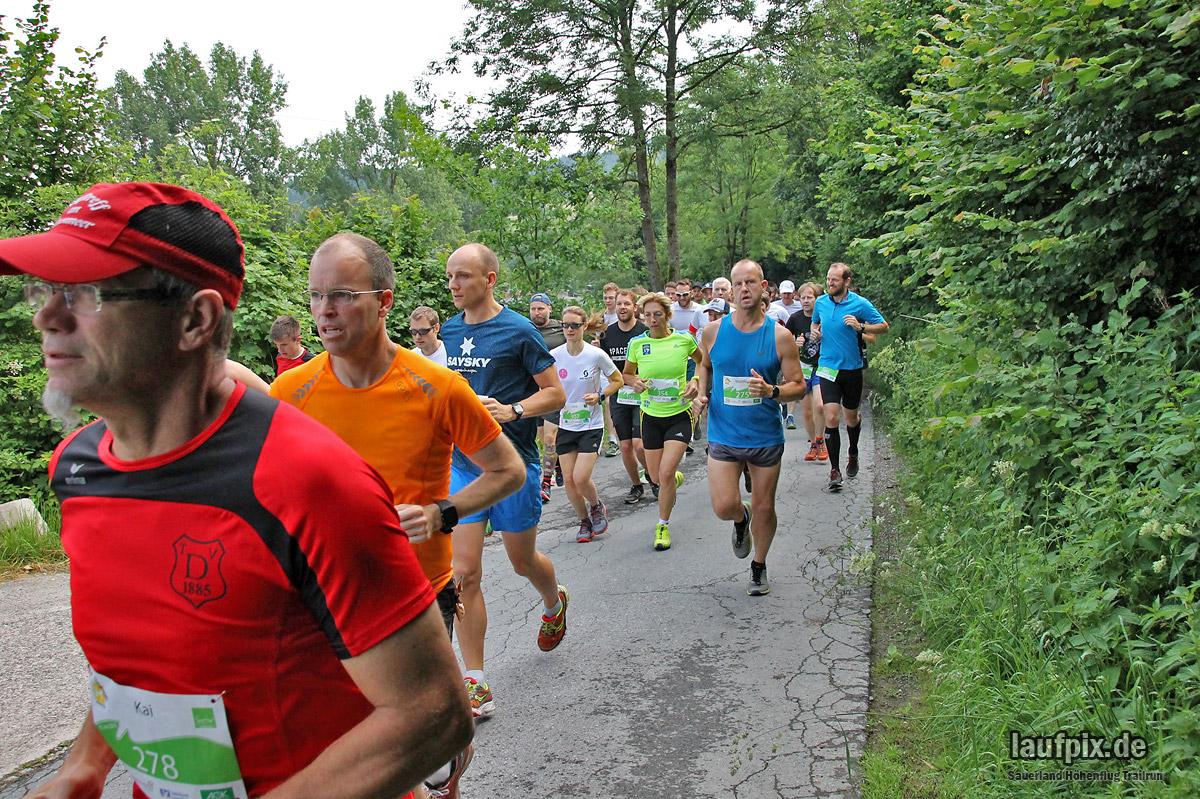 Sauerland Höhenflug Trailrun 2018 - 75