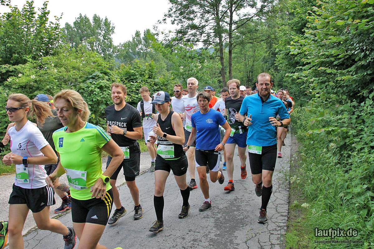 Sauerland Höhenflug Trailrun 2018 Foto (1)