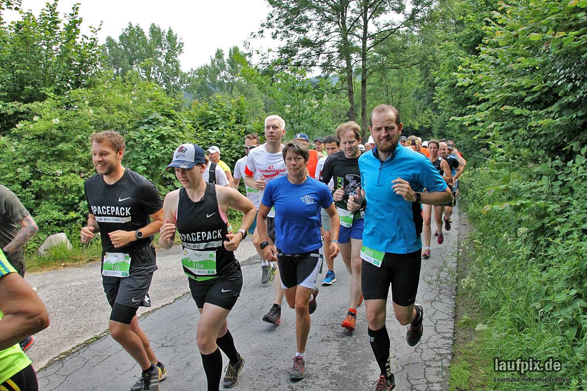 Sauerland Höhenflug Trailrun 2018 - 79