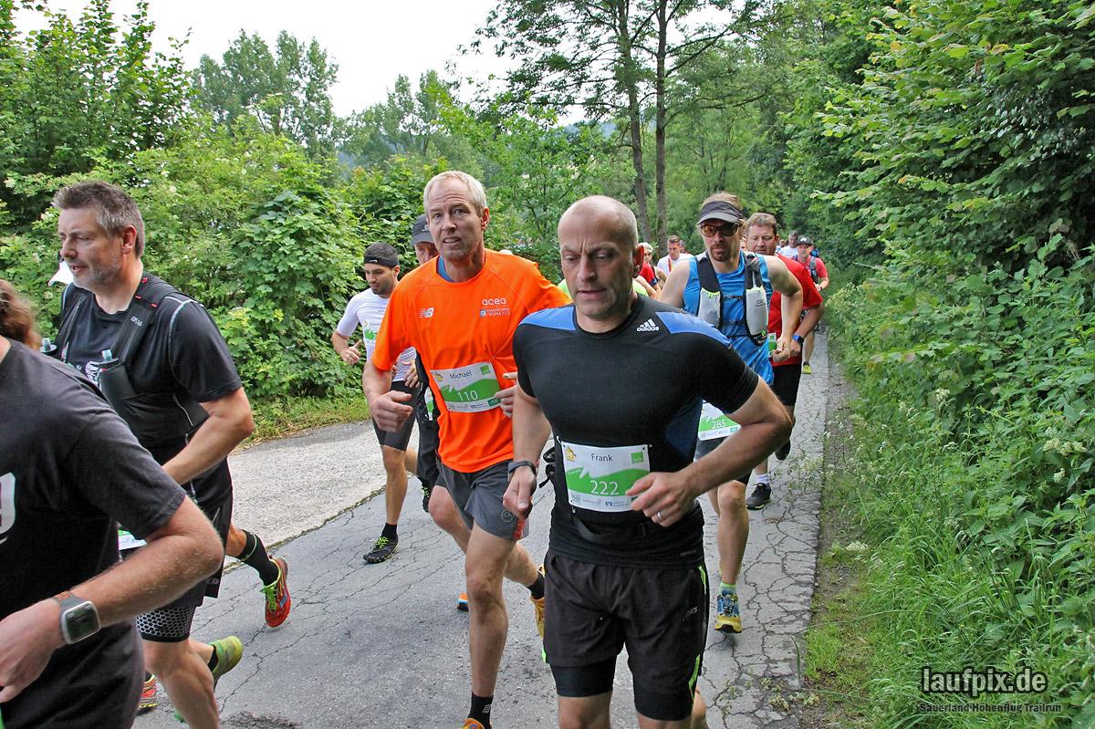 Sauerland Höhenflug Trailrun 2018 - 82