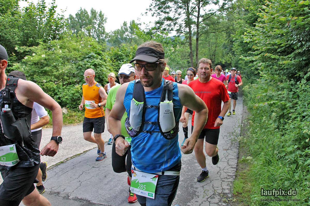 Sauerland Höhenflug Trailrun 2018 - 84
