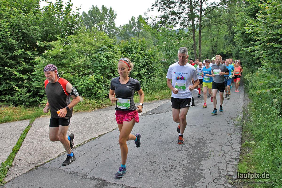 Sauerland Höhenflug Trailrun 2018 - 91
