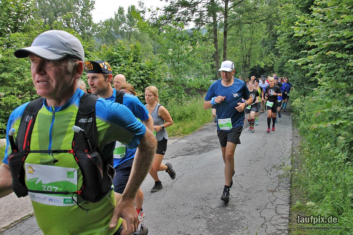 Sauerland Höhenflug Trailrun 2018 - 108