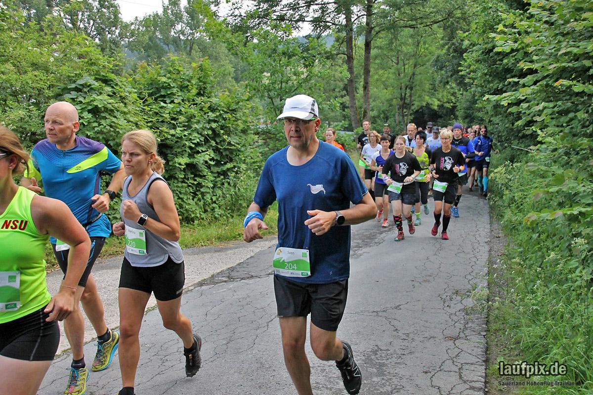 Sauerland Höhenflug Trailrun 2018 - 109