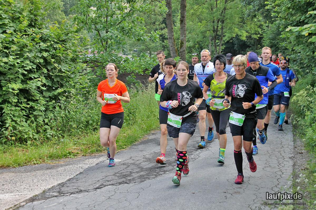 Sauerland Höhenflug Trailrun 2018 Foto (110)