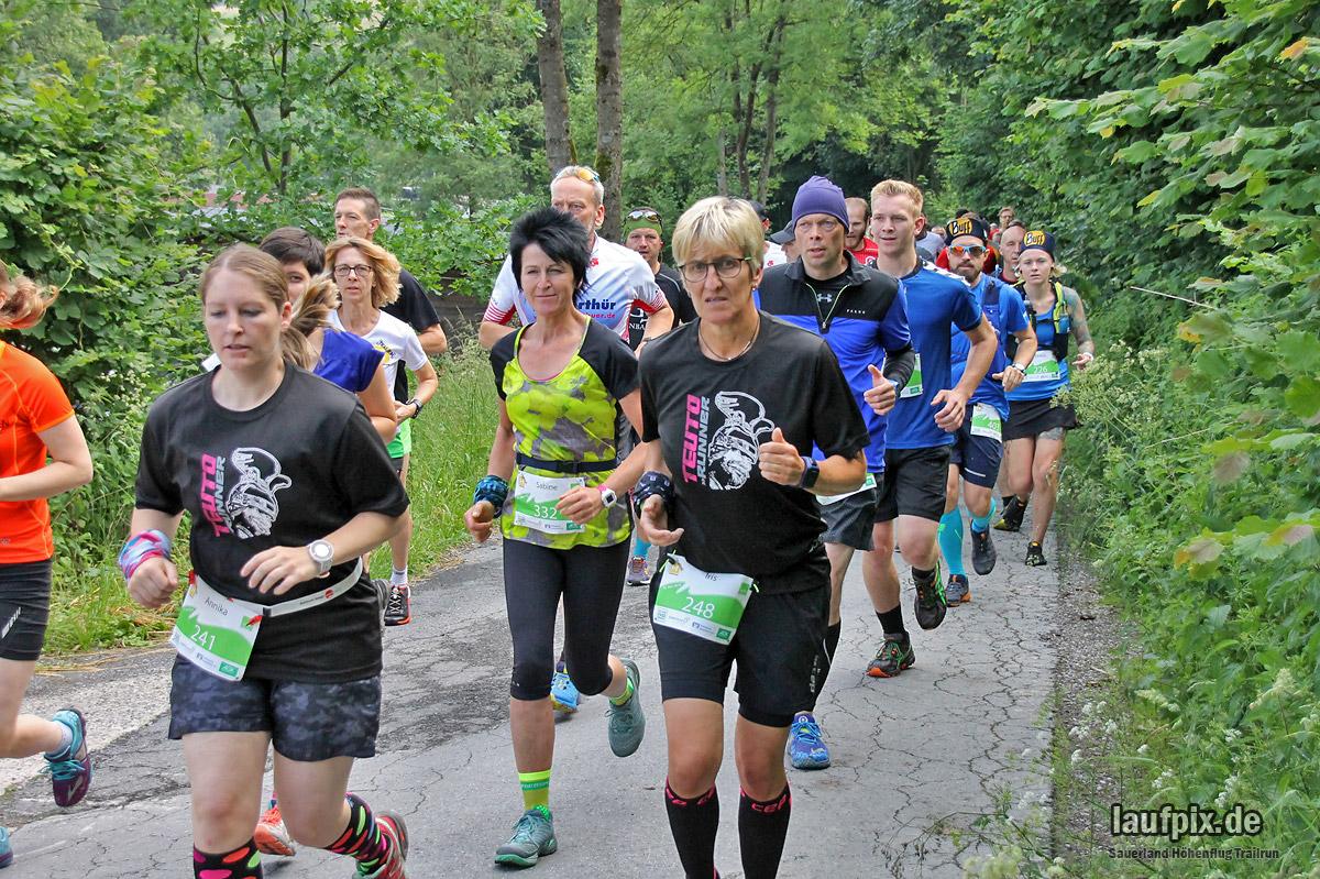Sauerland Höhenflug Trailrun 2018 - 112