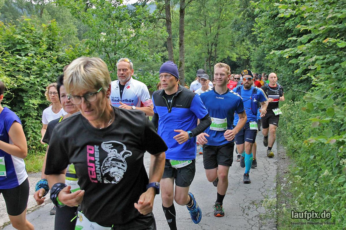 Sauerland Höhenflug Trailrun 2018 - 114