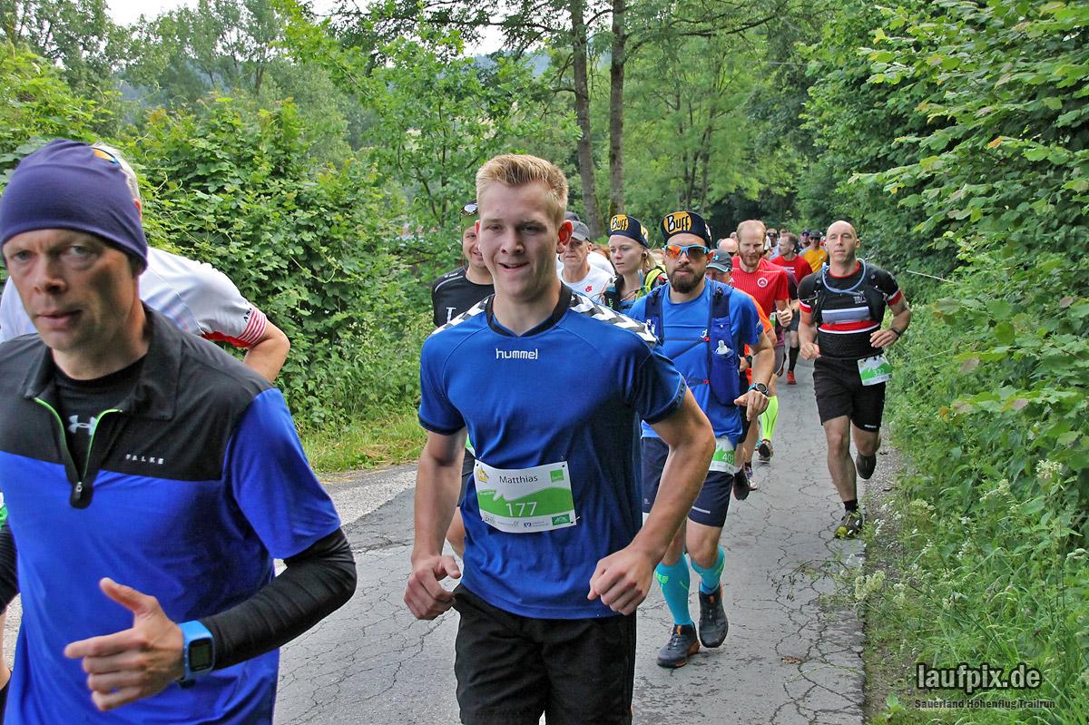 Sauerland Höhenflug Trailrun 2018 - 116