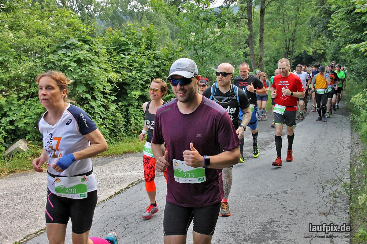 Sauerland Höhenflug Trailrun 2018 - 121