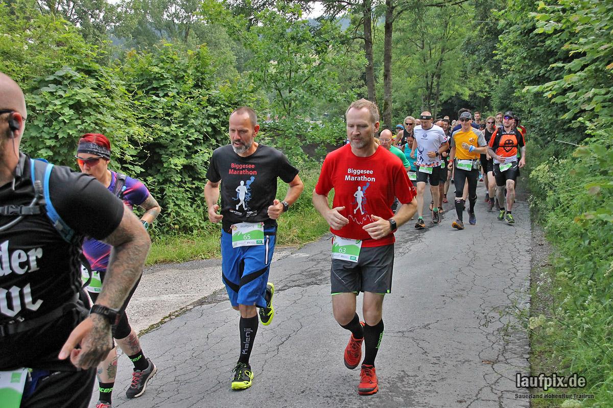 Sauerland Höhenflug Trailrun 2018 - 123