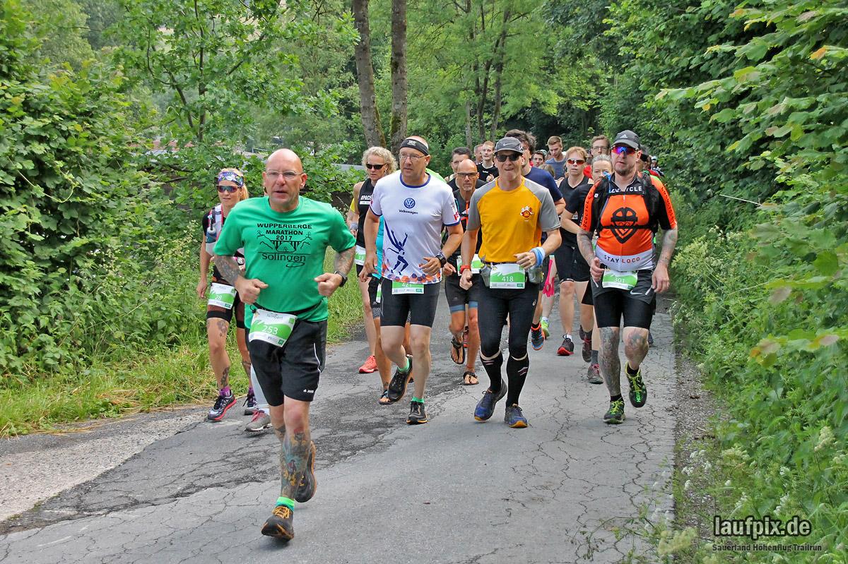 Sauerland Höhenflug Trailrun 2018 - 124