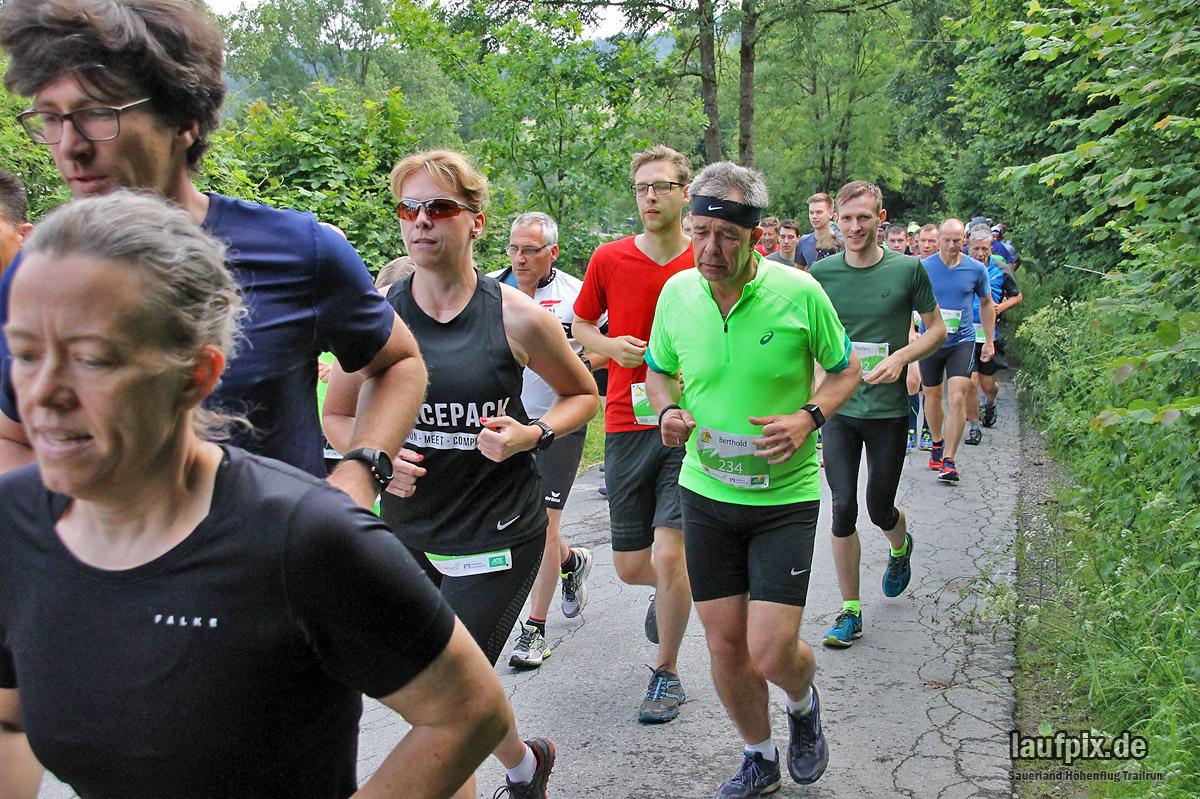 Sauerland Höhenflug Trailrun 2018 - 130