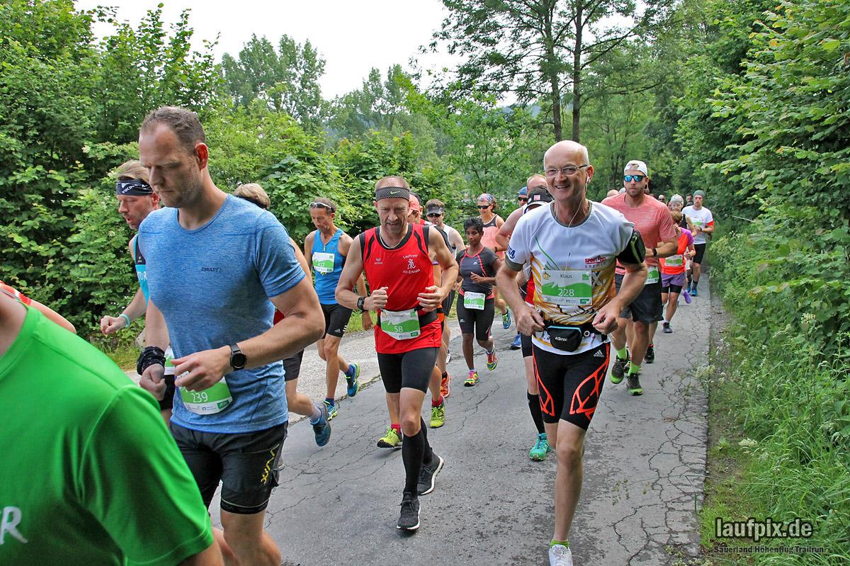 Sauerland Höhenflug Trailrun 2018 - 148