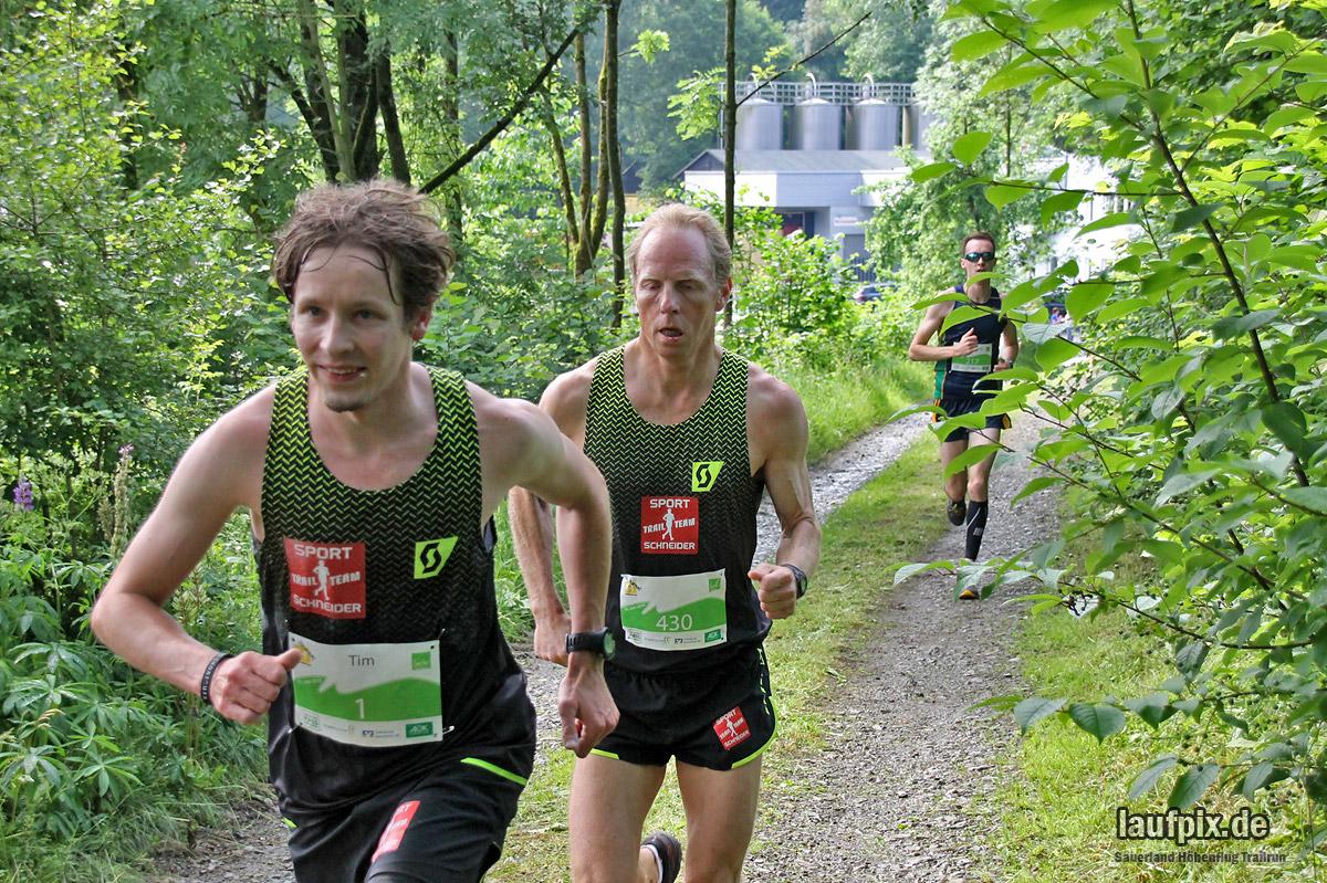Sauerland Höhenflug Trailrun 2018 - 162