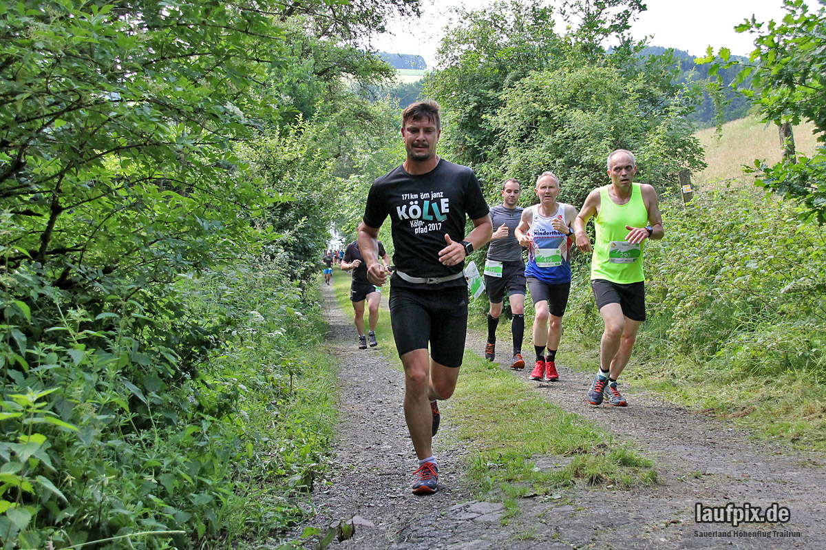 Sauerland Höhenflug Trailrun 2018 - 183