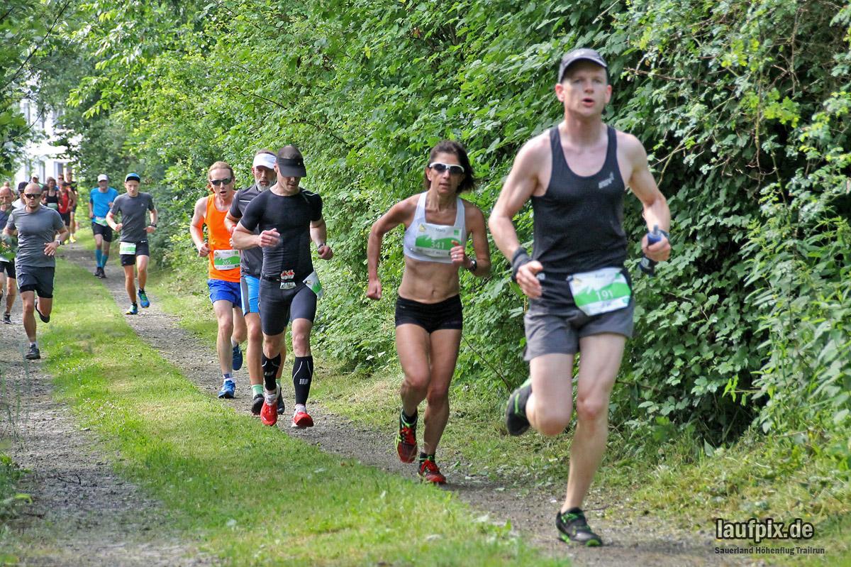 Sauerland Höhenflug Trailrun 2018 - 187