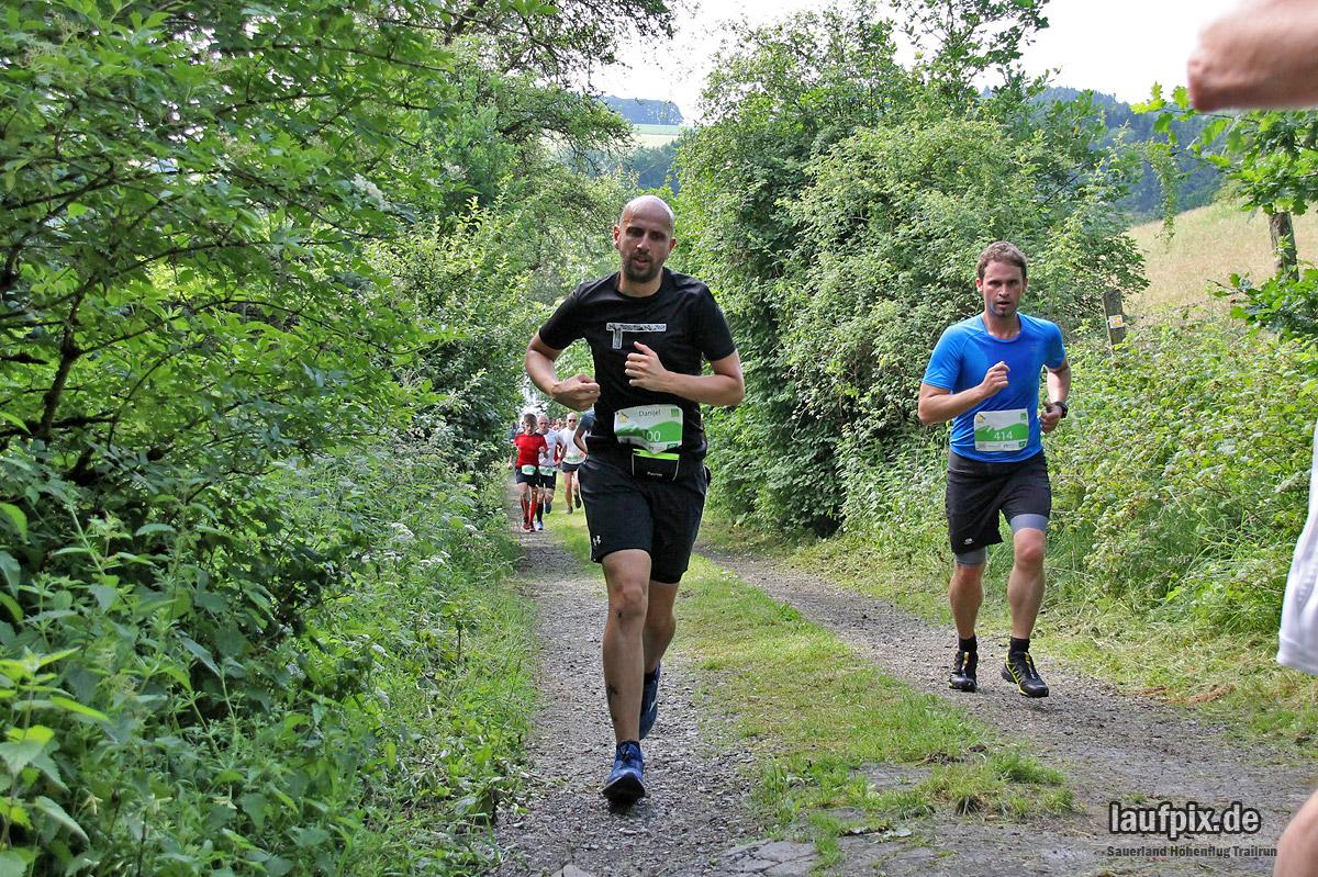 Sauerland Höhenflug Trailrun 2018 - 226