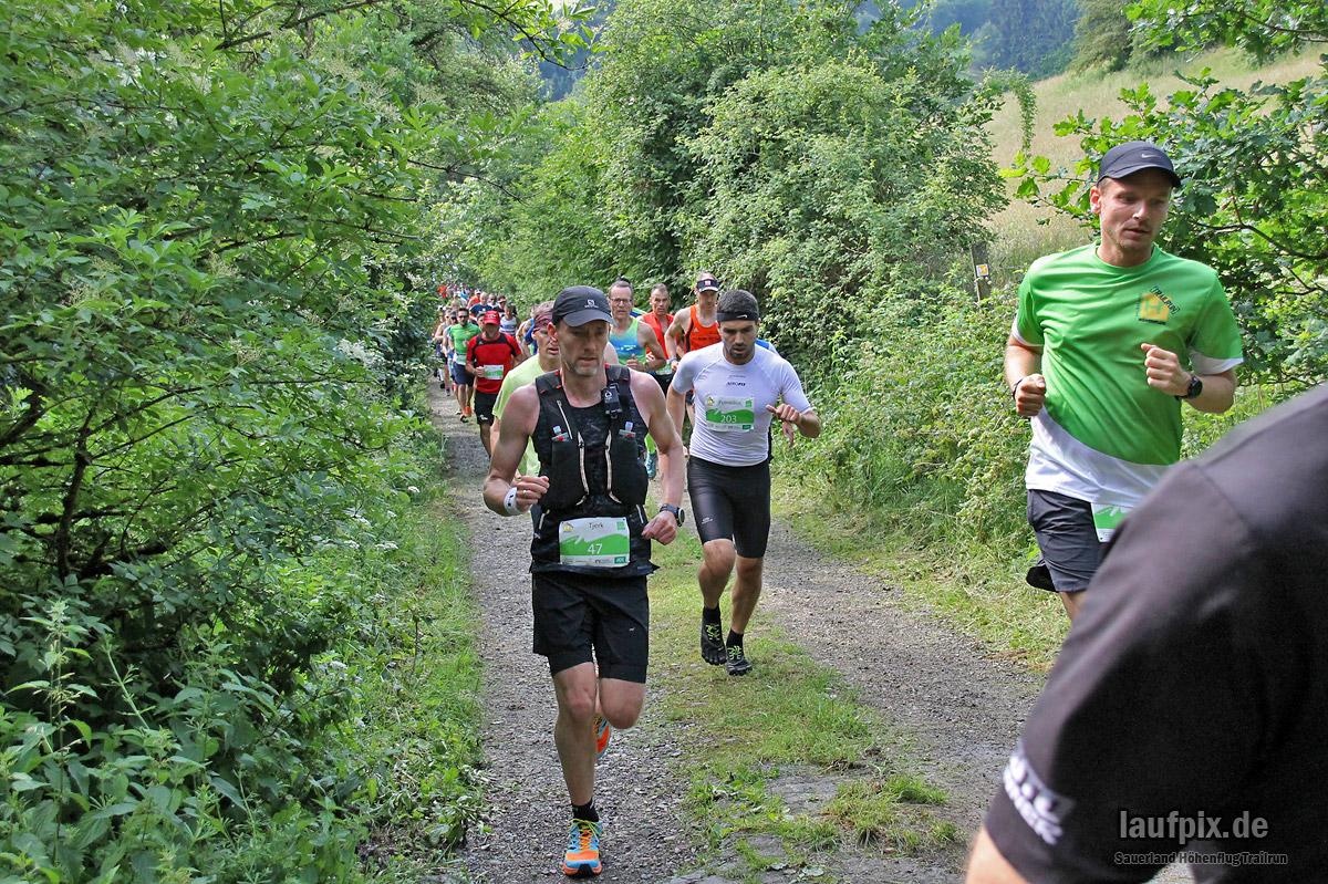 Sauerland Höhenflug Trailrun 2018 - 242