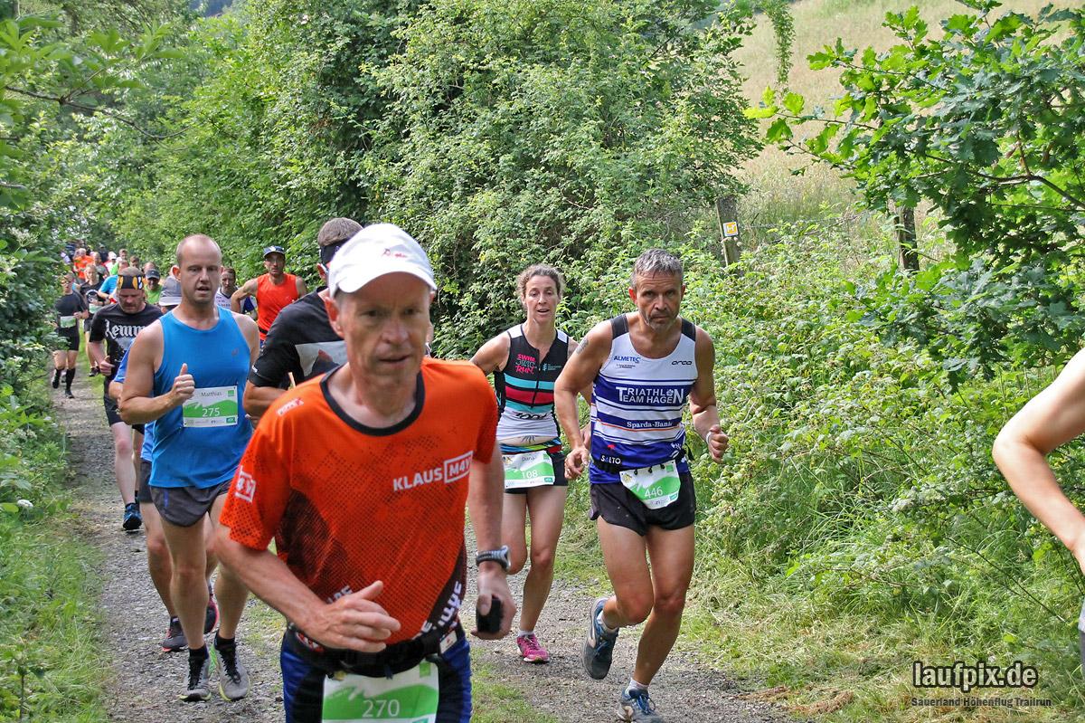 Sauerland Höhenflug Trailrun 2018 - 257