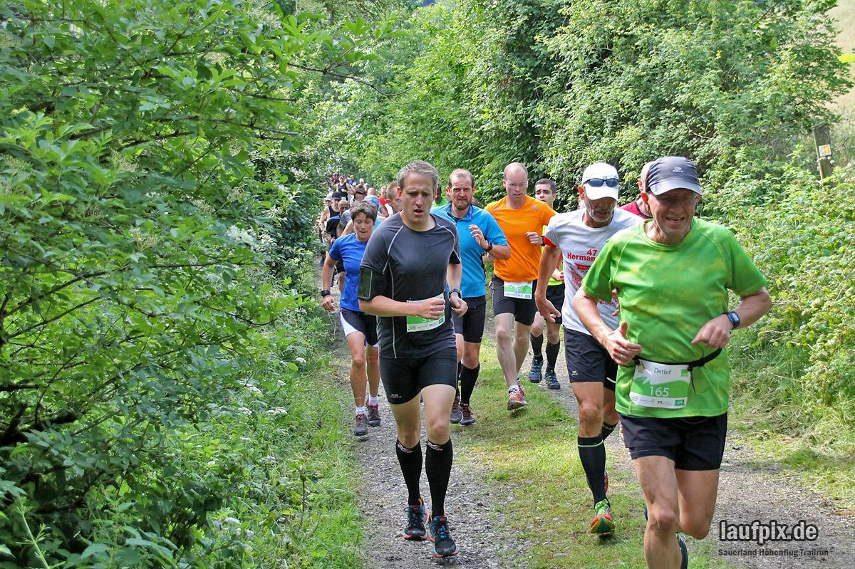 Sauerland Höhenflug Trailrun 2018 - 266