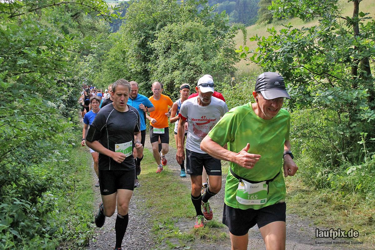 Sauerland Höhenflug Trailrun 2018 - 267