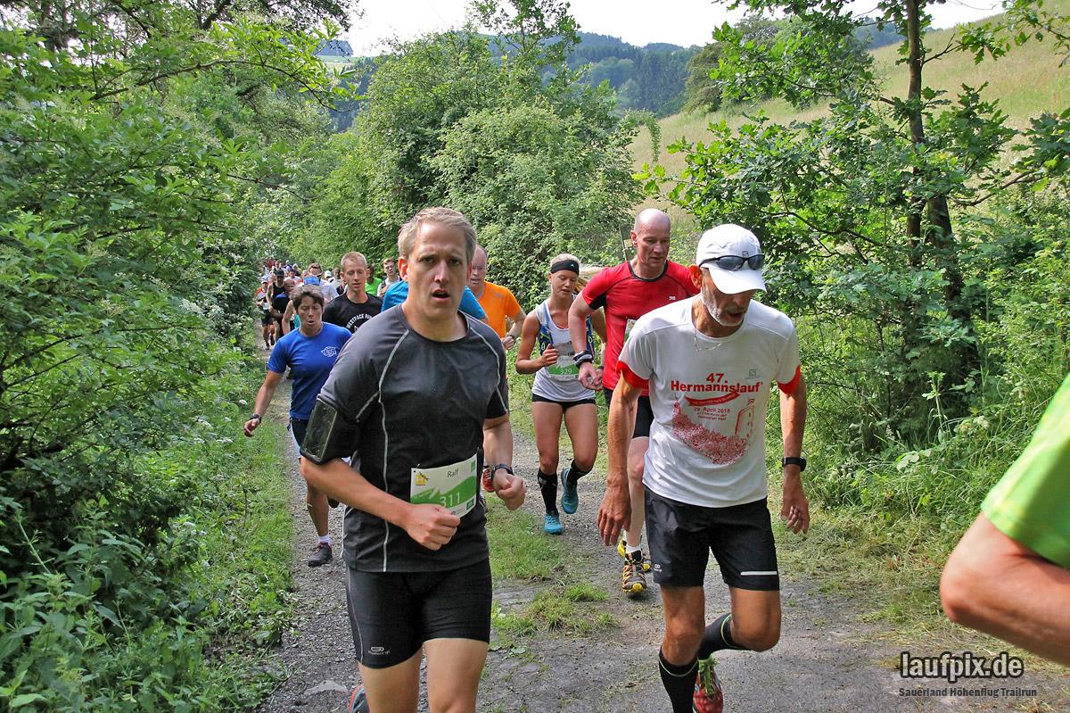 Sauerland Höhenflug Trailrun 2018 - 268