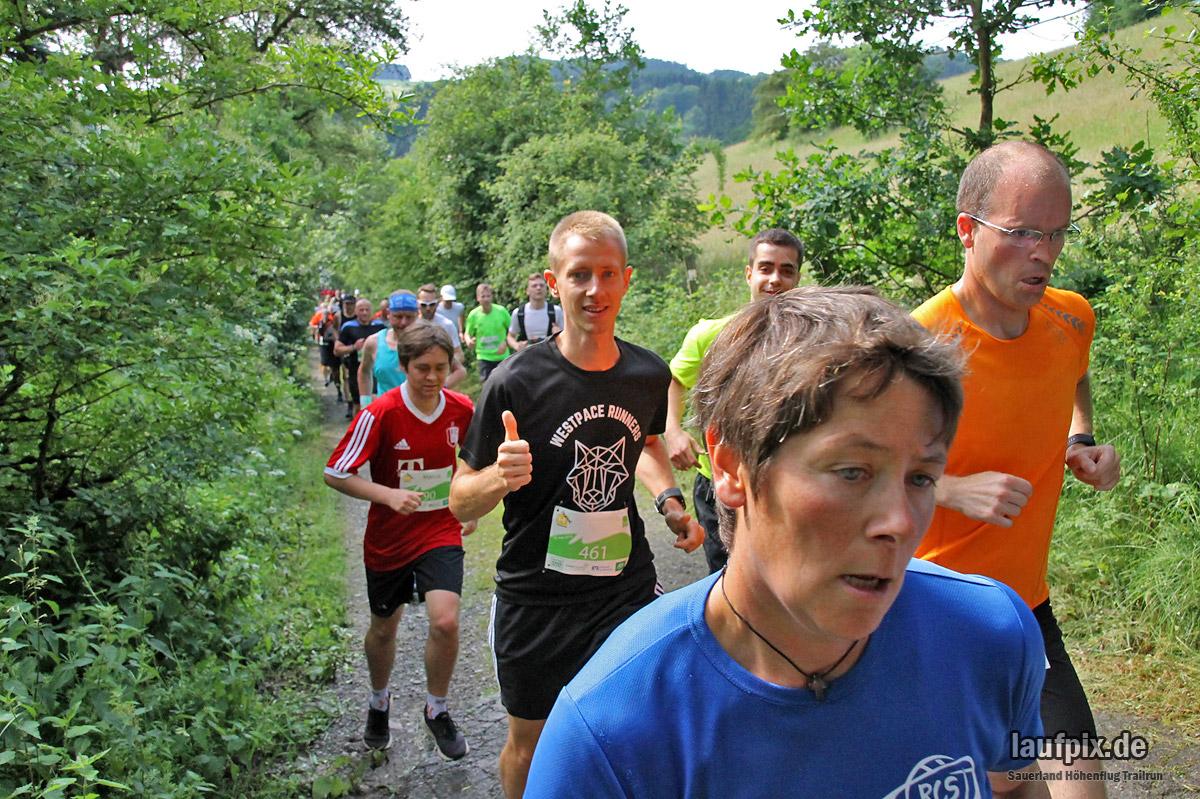 Sauerland Höhenflug Trailrun 2018 - 271