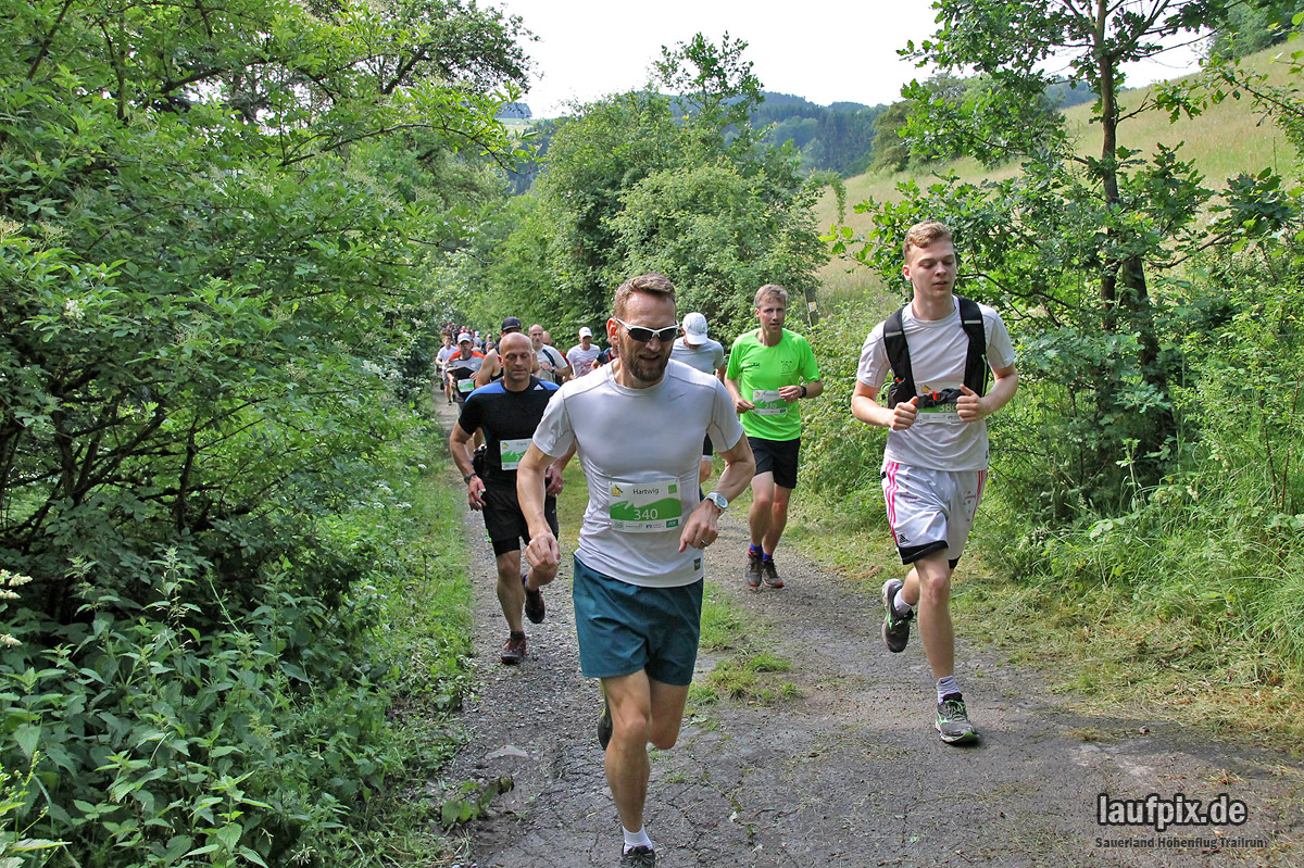 Sauerland Höhenflug Trailrun 2018 - 275