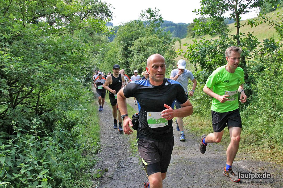 Sauerland Höhenflug Trailrun 2018 - 277
