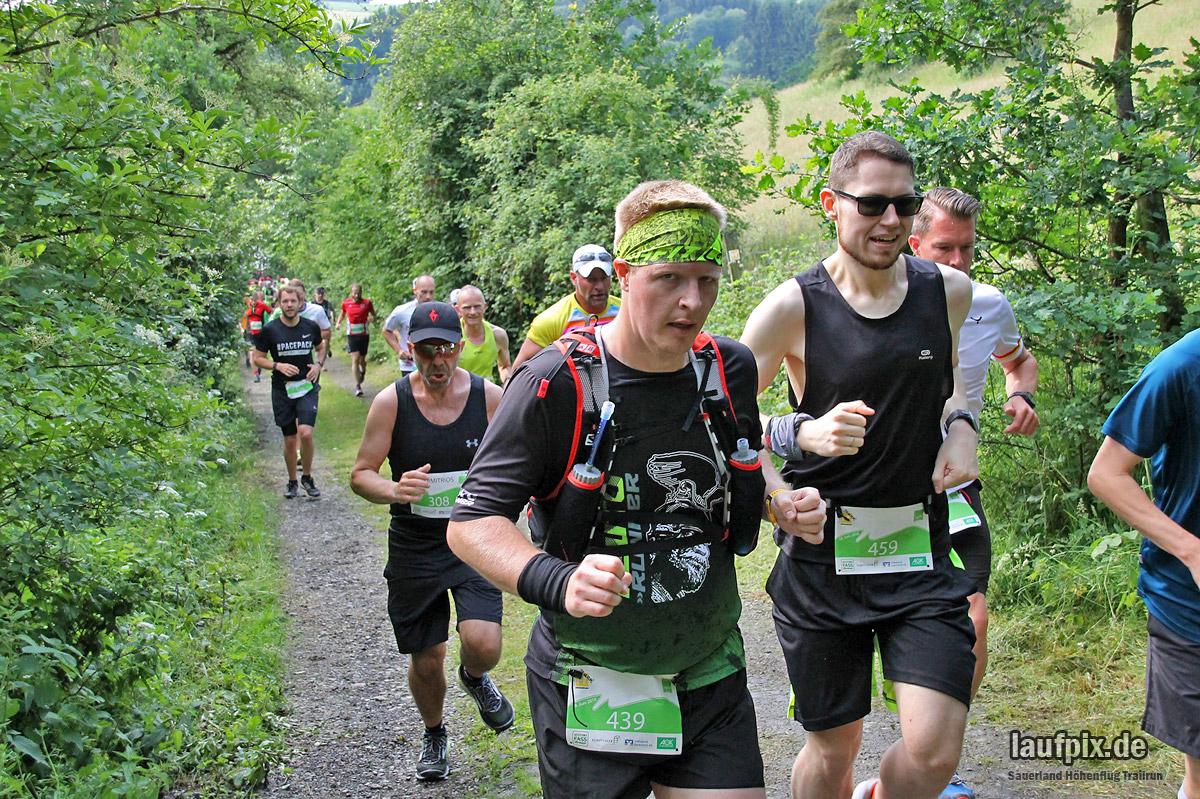 Sauerland Höhenflug Trailrun 2018 - 292