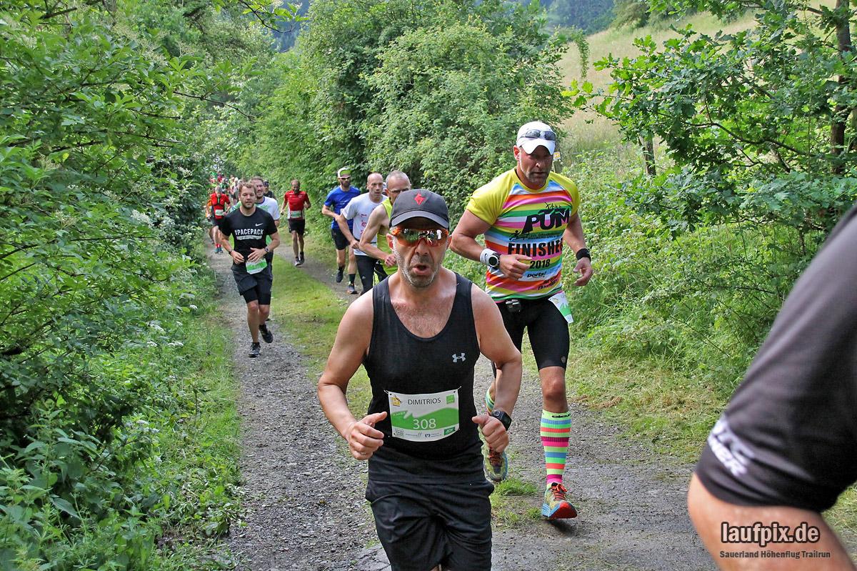 Sauerland Höhenflug Trailrun 2018 - 293