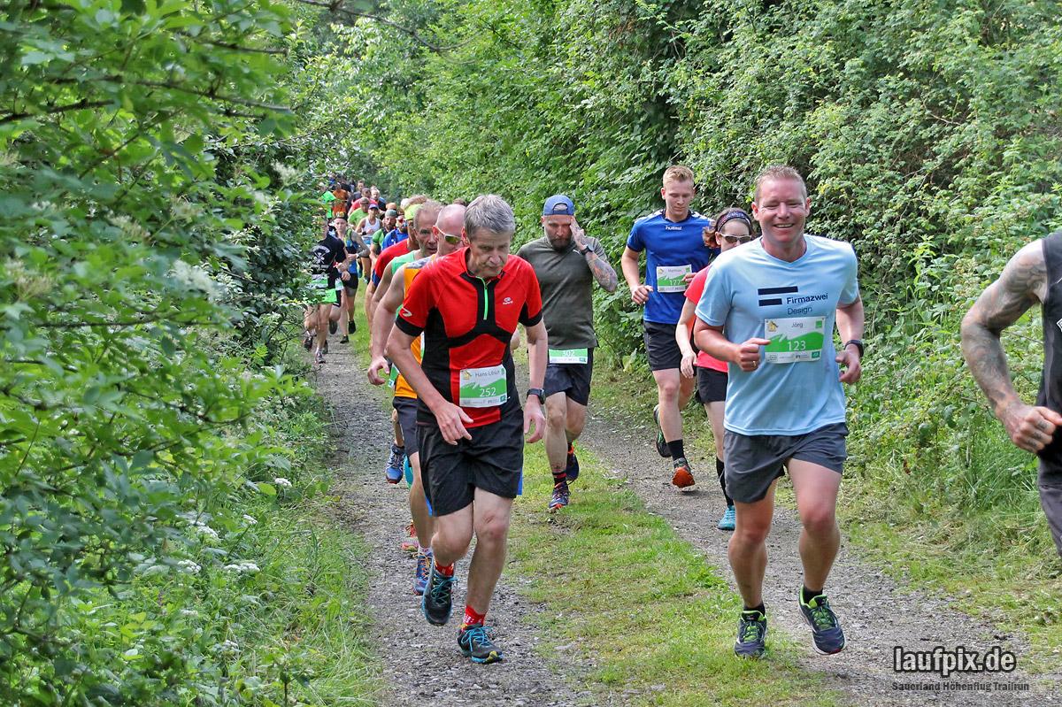 Sauerland Höhenflug Trailrun 2018 - 301