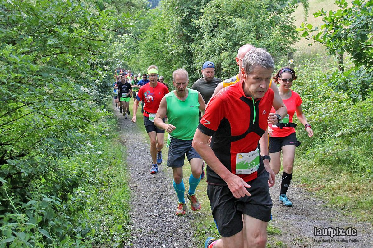 Sauerland Höhenflug Trailrun 2018 - 304