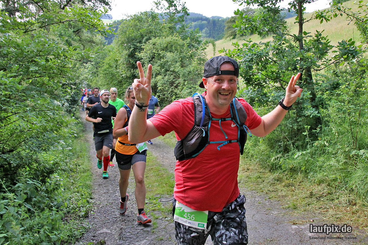 Sauerland Höhenflug Trailrun 2018 - 322