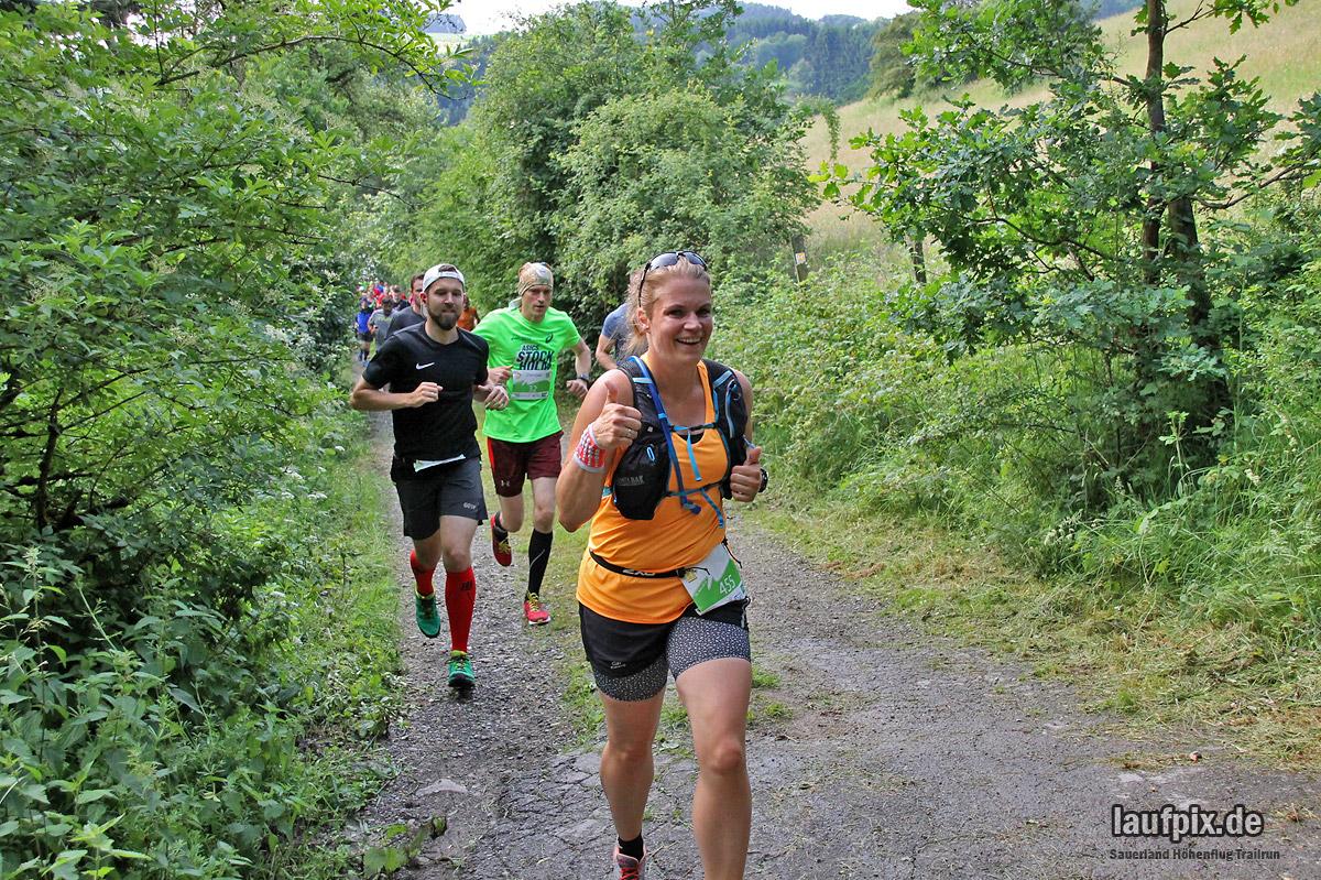 Sauerland Höhenflug Trailrun 2018 - 323