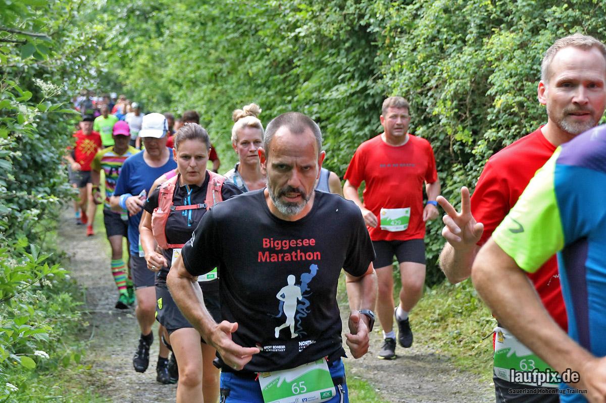 Sauerland Höhenflug Trailrun 2018 - 335
