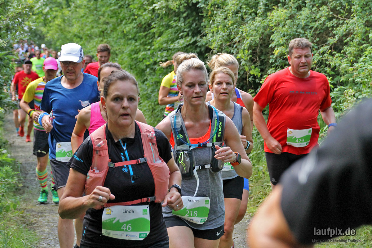Sauerland Höhenflug Trailrun 2018 - 337