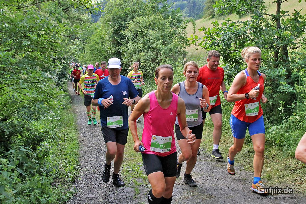 Sauerland Höhenflug Trailrun 2018 - 340