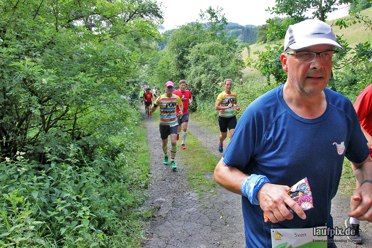 Sauerland Höhenflug Trailrun 2018 - 342